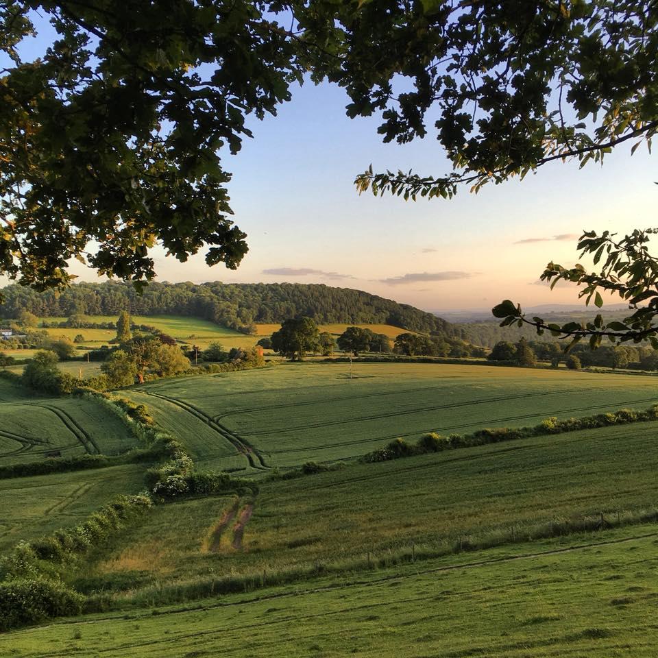 Wye Valley Walk Sarah Elwine