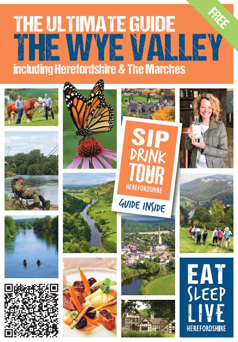ESL The Ultimate Guide to The Wye Valley cover 2021