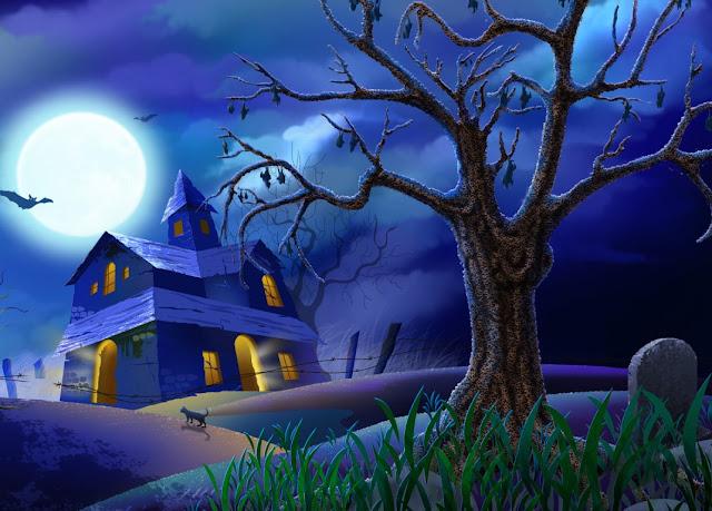Ledbury Halloween Ghost Walk