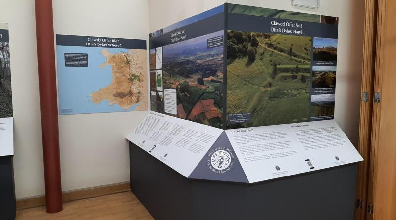 Offas Dyke Visitor Centre
