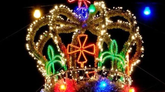 Bromyard Christmas Crown