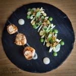The Temple Bar Inn food on a plate