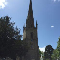 Ross on Wye Church