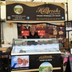 Hillbrooks Ice Cream at Royal Three Counties