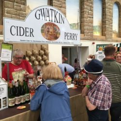 Gwatkins Cider at Royal Three Counties Show