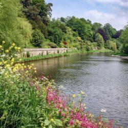The Weir Garden Herefordshire