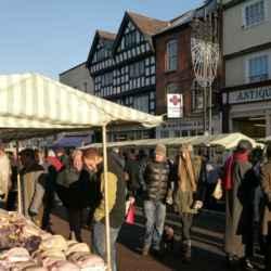 Leominster Victorian Christmas Market