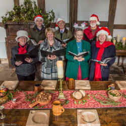 Step back in time this Christmas with the National Trust in Herefordshire