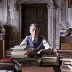 Bill Nightly in The Bookshop