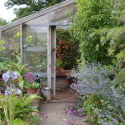 Stockton Bury Gardens Herefordshire
