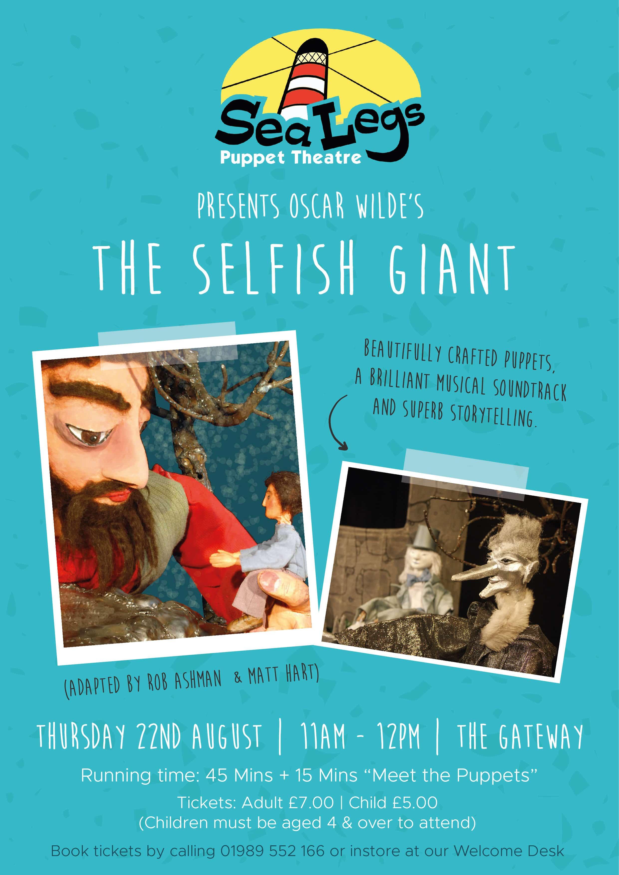 Sea leg Puppet Theatre